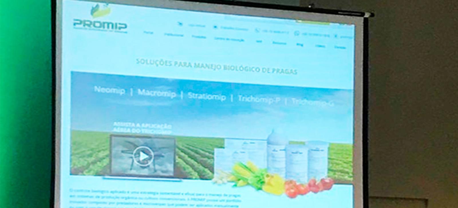 promip manejo integrado de pragas controle biologico promip citada no congresso brasileiro de nematologia (1)