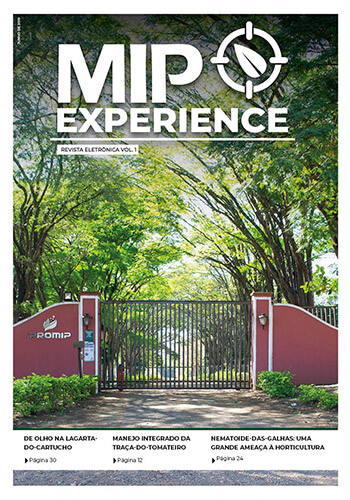 promip manejo integrado pragas controle biologico mip experience revista 01 capa