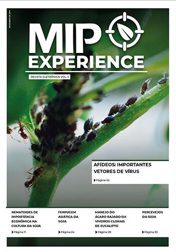 promip manejo integrado pragas controle biologico mip experience revista 05 capa